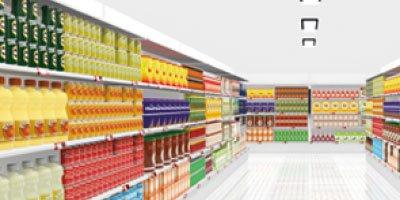 Iluminación de Supermercados