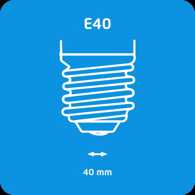 Philips Lámpara E40