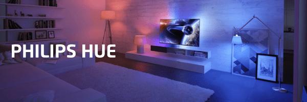 Philips HUE: un nuovo modo di decorare la tua casa con la luce